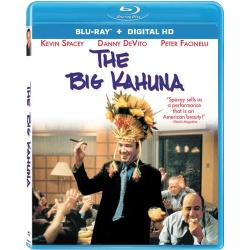 Big Kahuna Blu-ray Cover