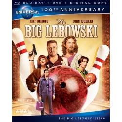 Big Lebowski Blu-ray Cover
