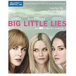 Big Little Lies Blu-ray Cover
