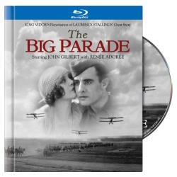 Big Parade Blu-ray Cover