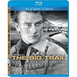 Big Trail Blu-ray Cover