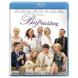 Big Wedding Blu-ray Cover