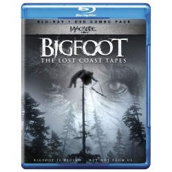 Bigfoot: The Lost Coast Tapes Blu-ray Cover