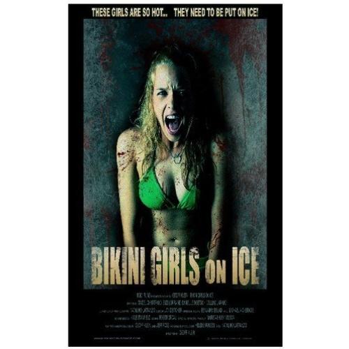 冰上的比基尼女孩4