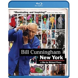 Bill Cunningham New York Blu-ray Cover