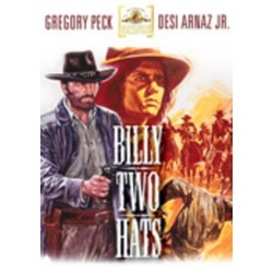 Billy Two Hats Blu-ray Cover
