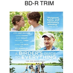 Birder's Guide to Everything Blu-ray Cover