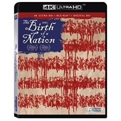 Birth of a Nation Blu-ray Cover
