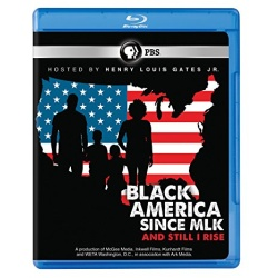 Black America Since MLK: And Still I Rise Blu-ray Cover
