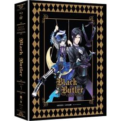 Black Butler: Book of Circus - Season 3 Blu-ray Cover