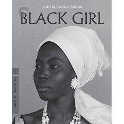 Black Girl Blu-ray Cover