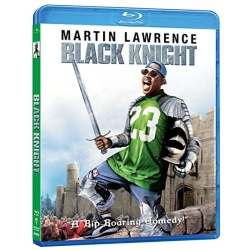 Black Knight Blu-ray Cover