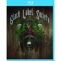 Black Label Society: Unblackened Blu-ray Cover
