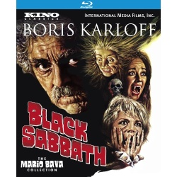 Black Sabbath Blu-ray Cover