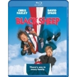 Black Sheep Blu-ray Cover
