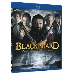 Blackbeard Blu-ray Cover