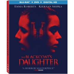 Blackcoat's Daughter Blu-ray Cover