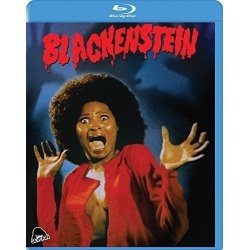Blackenstein Blu-ray Cover