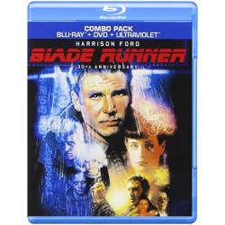 Blade Runner: The Final Cut Blu-ray Cover