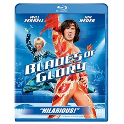 Blades of Glory Blu-ray Cover