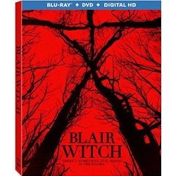 Blair Witch Blu-ray Cover