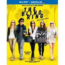 Bling Ring Blu-ray Cover