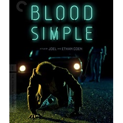 Blood Simple Blu-ray Cover