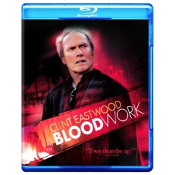 Blood Work Blu-ray Cover