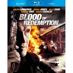 Blood of Redemption Blu-ray Cover