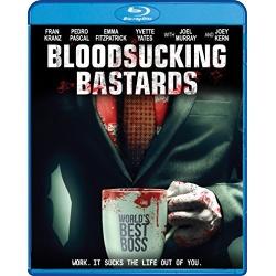 Bloodsucking Bastards Blu-ray Cover