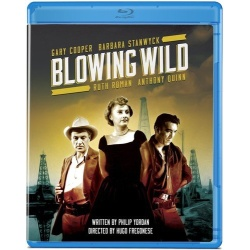 Blowing Wild Blu-ray Cover