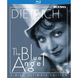 Blue Angel Blu-ray Cover
