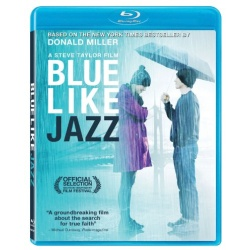 Blue Like Jazz Blu-ray Cover