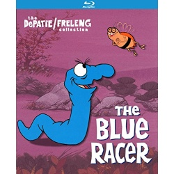 Blue Racer Blu-ray Cover