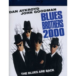 Blues Brothers 2000 Blu-ray Cover
