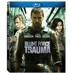 Blunt Force Trauma Blu-ray Cover
