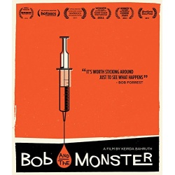 Bob and the Monster Blu-ray Cover