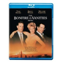 Bonfire of the Vanities Blu-ray Cover