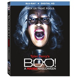 Boo! A Madea Halloween Blu-ray Cover