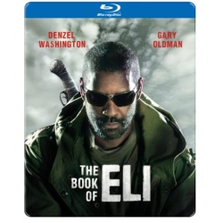 Book of Eli (Steelbook) Blu-ray Cover
