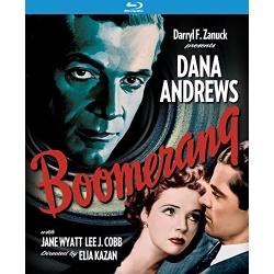 Boomerang Blu-ray Cover