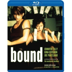 Bound Blu-ray Cover