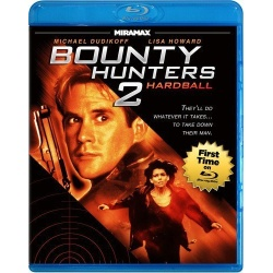 Bounty Hunters 2: Hardball Blu-ray Cover
