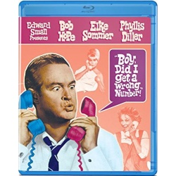 Boy, Did I Get a Wrong Number! Blu-ray Cover