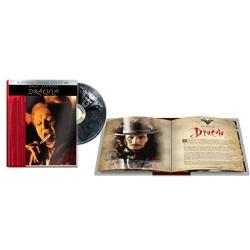 Bram Stoker's Dracula Blu-ray Cover