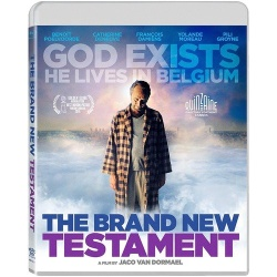 Brand New Testament Blu-ray Cover