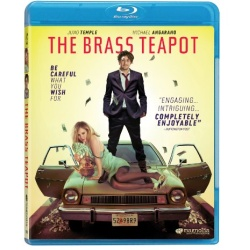 Brass Teapot Blu-ray Cover