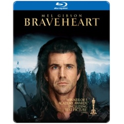 Braveheart (Steelbook) Blu-ray Cover