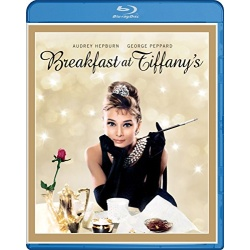 Breakfast at Tiffany's Blu-ray Cover