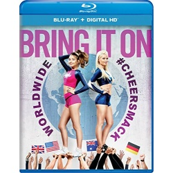 Bring It On: Worldwide #Cheersmack Blu-ray Cover